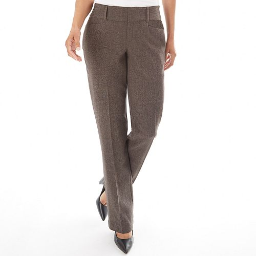 Women's Apt. 9® Curvy-Fit Magic Waist Pants