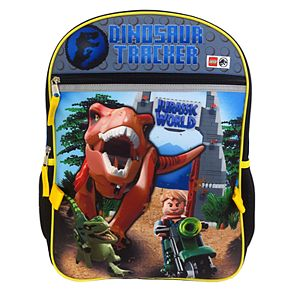 LEGO Jurassic World 4-Piece Backpack Set