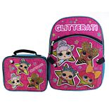 L.O.L. Surprise! Backpack & Lunch Bag Set