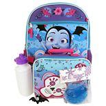 Disney's Vampirina 5-Piece Backpack Set