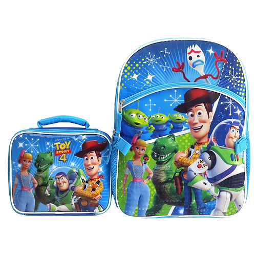 0ba7520db16e Disney / Pixar Toy Story 4 Backpack & Lunch Bag Set