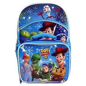 Disney / Pixar Toy Story 4 Backpack & Lunch Bag Set