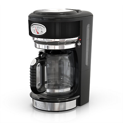 Russell Hobbs Retro Style 8-Cup Coffeemaker