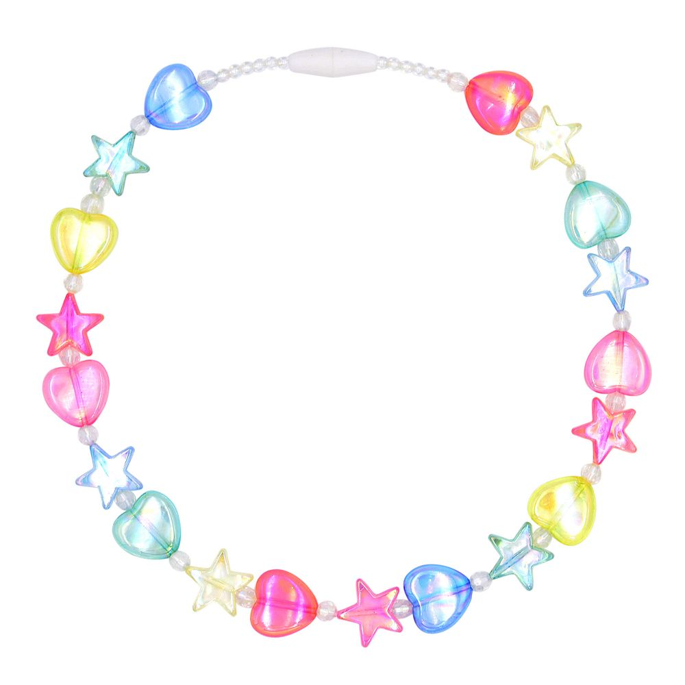 Girls Carter's Heart & Star Necklace