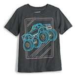 Boys 4-12 Jumping Beans® Monster Truck Graphic Tee