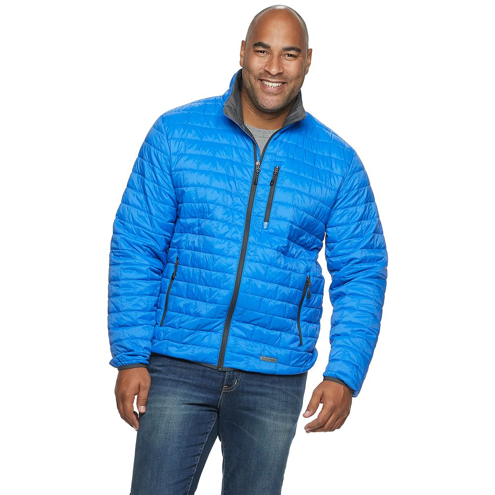 Big & Tall Free Country Puffer Jacket