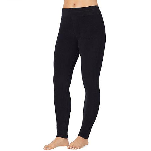 Women's Cuddl Duds Fleecewear Stretch Leggings