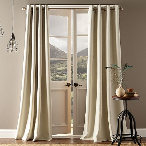 Bedeck Landon Grommet Window Curtain