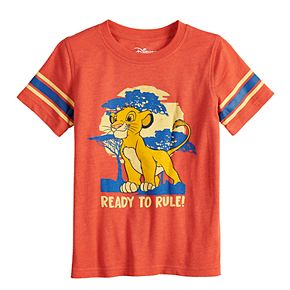 Boys 4-12 Sonoma Goods for Life? Retro Lion King Ready To Rule Tee