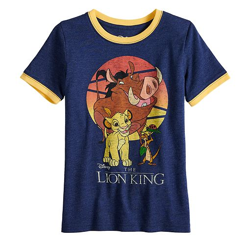 Boys 4-12 Sonoma Goods for Life™ Retro Lion King Tee