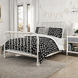 Little Seeds Feathers 7-Piece Full Bedding Set