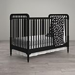 Little Seeds Feather Print 4-Piece Crib & Toddler Bedding Set