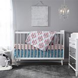 Little Seeds White Monarch Hill Hadley 2-in-1 Convertible Crib