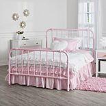 Girls Little Seeds Monarch Hill Wren Full-Size Metal Bed