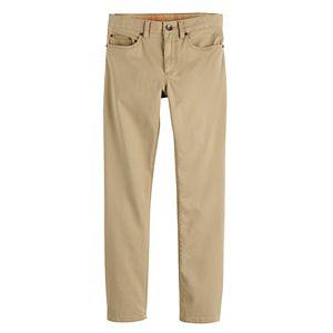 Boys 4-20 Urban Pipeline? Slim-Fit Twill Pants in Regular & Husky