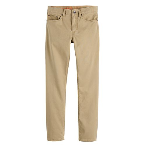 Boys 4-20 Urban Pipeline™ Slim-Fit Twill Pants in Regular & Husky