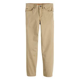 Boys 4-20 Urban Pipeline? Straight-Leg Twill Pants In Regular, Slim & Husky Sizes