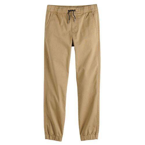 Boys 8-20 Urban Pipeline™ Twill Jogger Pants in Regular & Husky