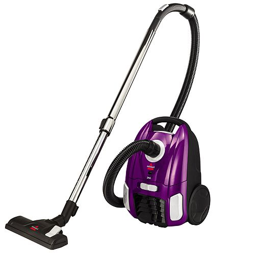 BISSELL Zing Bagged Canister Vacuum Cleaner (2154A)
