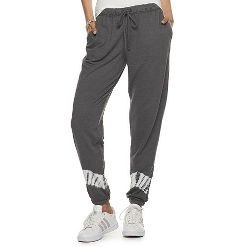 Juniors' SO® Cinch Joggers