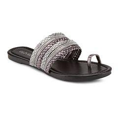 Olivia Miller 'Current Mood' Women's Sandals