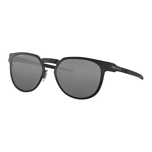 Oakley Diecutter OO4137 55mm Round Polarized Sunglasses