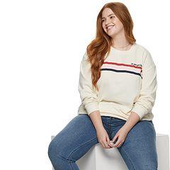 Plus Size POPSUGAR Graphic Sweatshirt