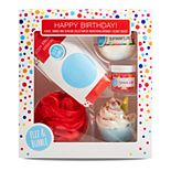 Fizz & Bubble Happy Birthday Gift Box