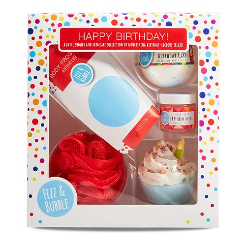 Fizz & Bubble Happy Birthday Gift Box