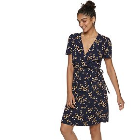 Women's POPSUGAR Printed Wrap Dress
