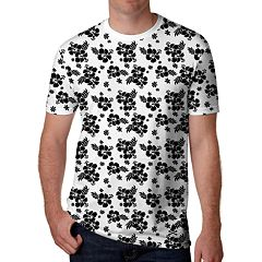 Men's Nick Graham 3-pack Patterned Tees