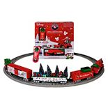 Disney's Mickey Mouse & Friends Christmas LionChief Ready To Run Train Set w/Bluetooth by Lionel