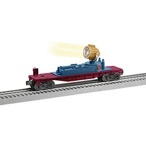 Lionel Polar Express Searchlight Car