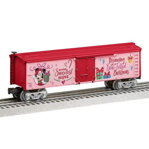 Disney's Minnie Mouse Santa's Sweetest Helper Reefer by Lionel
