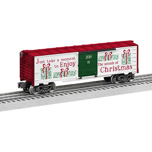 2019 Christmas Music.Lionel 2019 Christmas Music Boxcar