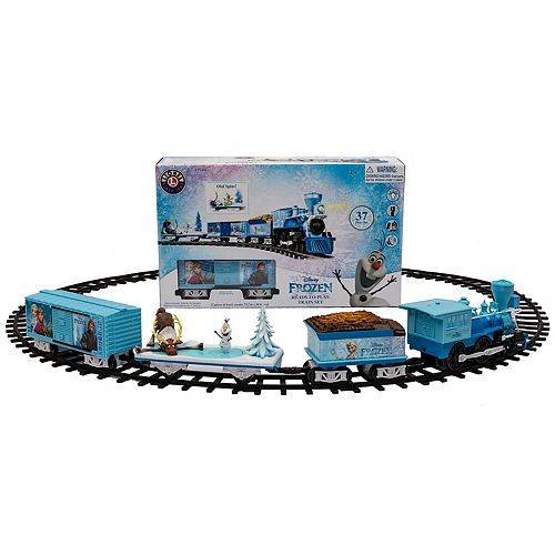 Disney's Frozen Ready To Play Train Set By Lionel