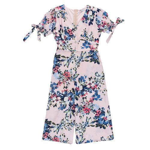 Girls' 7-16 Speechless Floral Midi Dress
