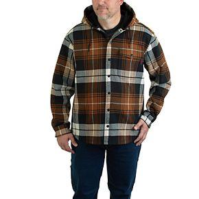 Men's Wolverine Bucksaw Bonded Shirt Jacket