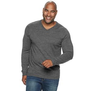 Big & Tall Apt. 9 Knitted Pullover Sweater