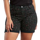 Plus Size Levi's® Jean Shorts