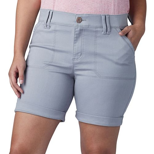 2ed0861fb0 Plus Size Lee Flex Motion Shorts