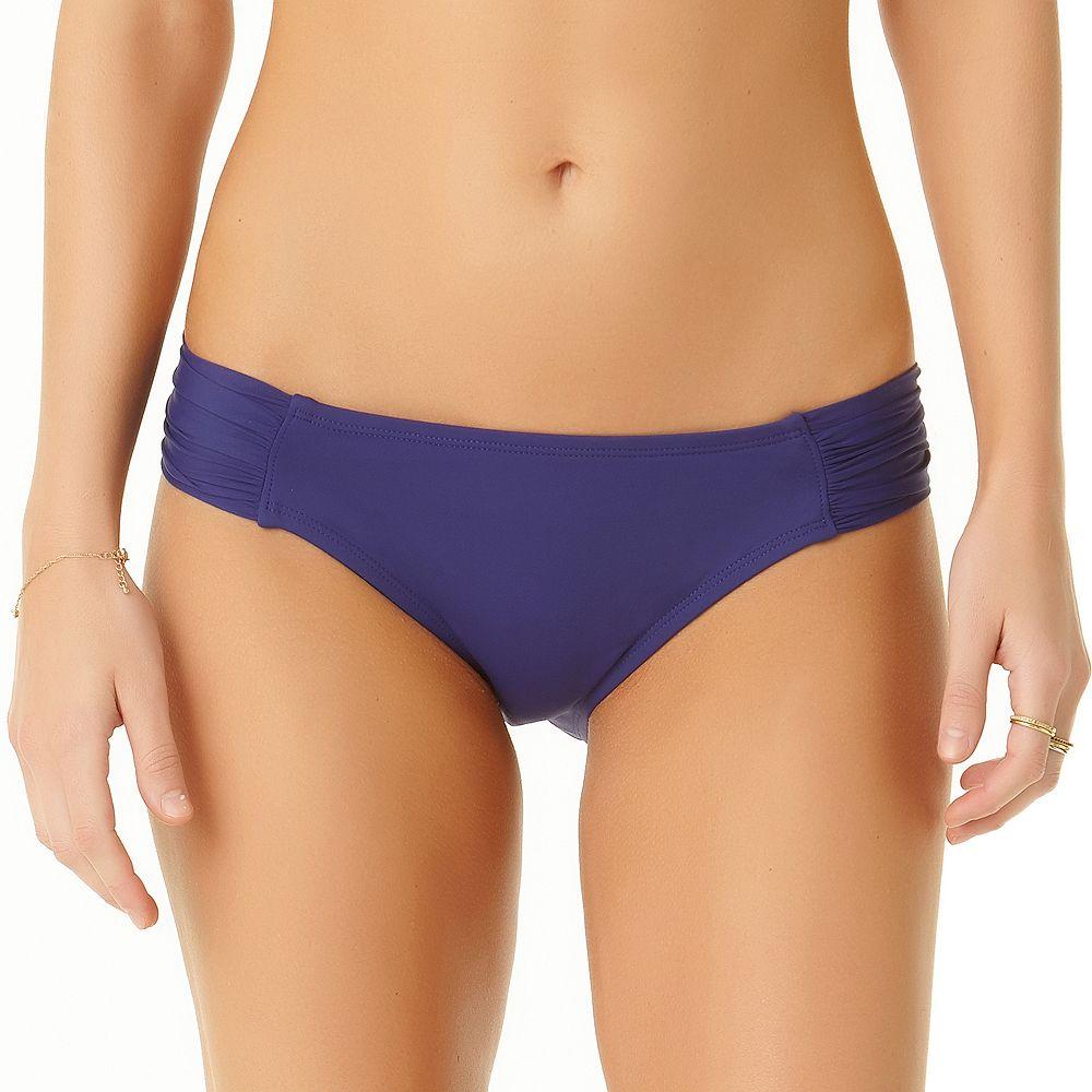 Women's Cole of California Ruched Bikini Bottoms