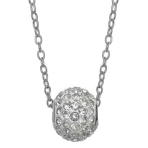 PRIMROSE Crystal Fireball Necklace