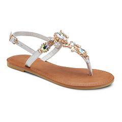 Olivia Miller 'Lux' Women's Sandals
