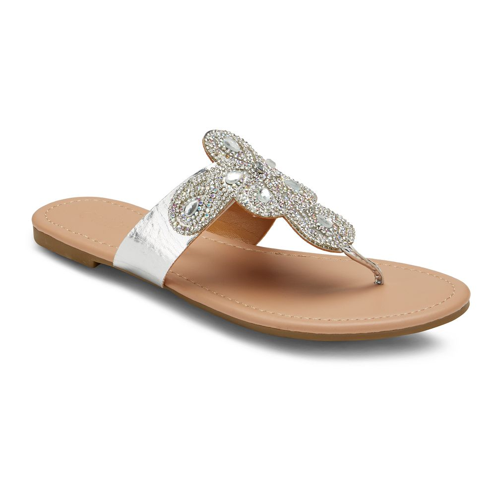 Olivia Miller 'Out Of Office' Women's Sandals