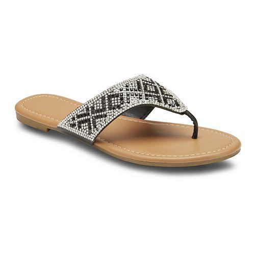 Olivia Miller NY Minute Women's Sandals