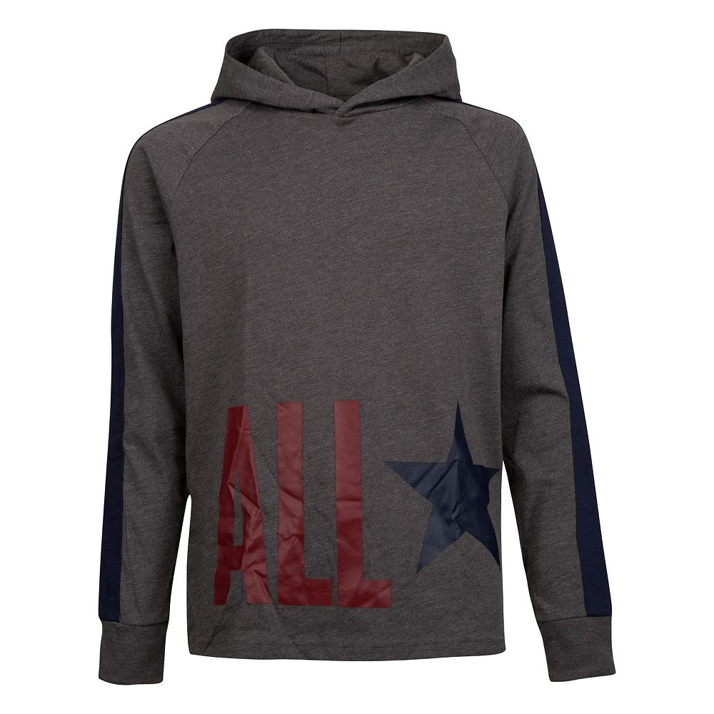Boys 8-20 Converse All Star Pullover Hooded Top
