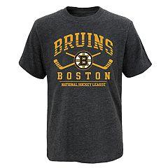 Boys 4-18 Boston Bruins Fundamental Tee
