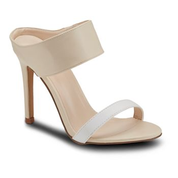 Olivia Miller Pitch Perfect High Heel Sandals