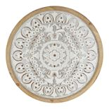 Belle Maison Round Medallion Wall Art